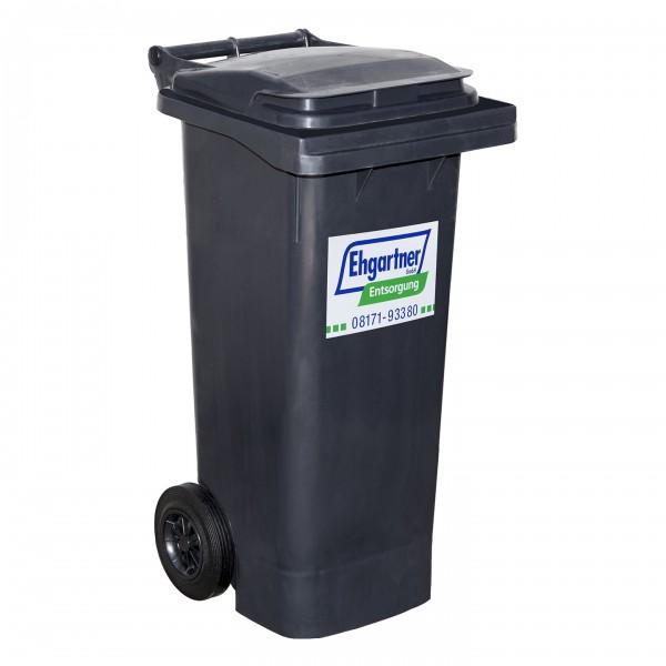 120 Liter Mülltonne