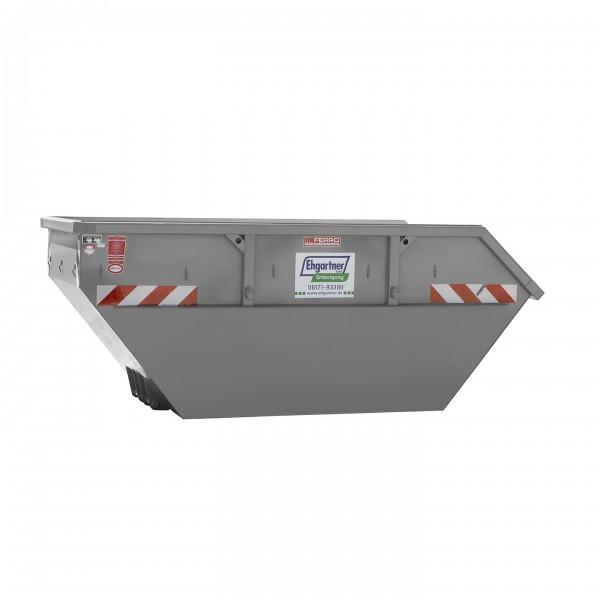 7 cbm Absetzcontainer für Baumischabfall