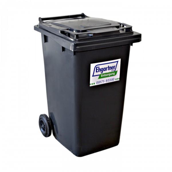 240 Liter Mülltonne
