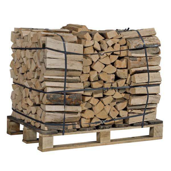 Palette Brennholz